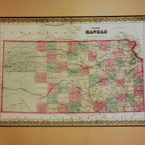 hand_colored_map_of_kansas