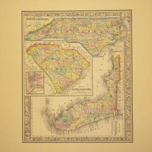 1860-colton-north-carolina-south-carolina-florida-with-mat-copy