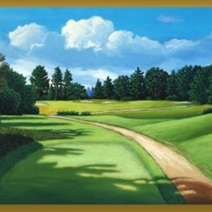 Bucksport Golf Course Hole 6 Par 3 Web Large