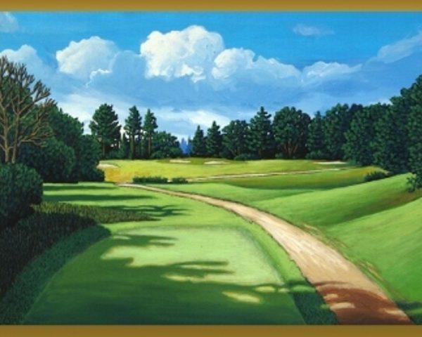 Bucksport Golf Course Hole 6 Par 3 Web Large
