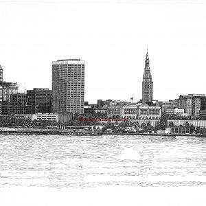 marked Cleveland Ohio