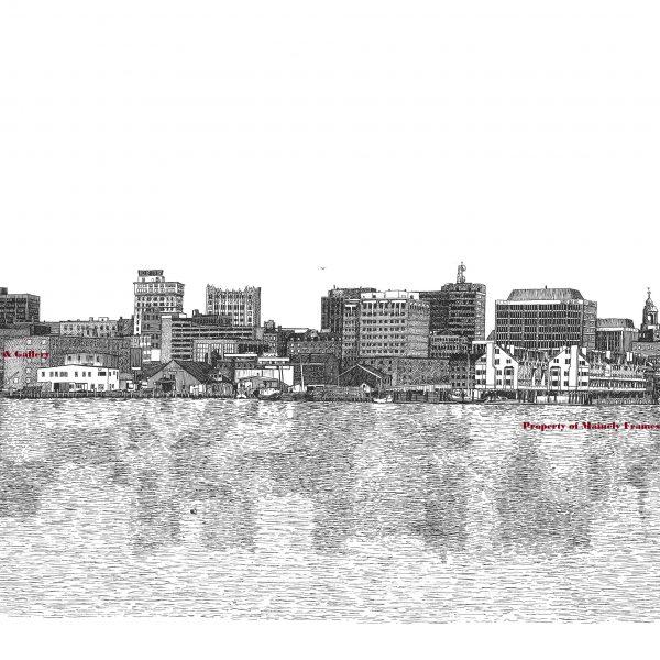 marked Portland Maine III