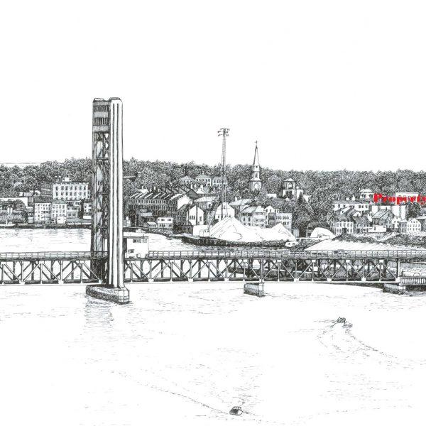 marked Portsmouth New HampshireC